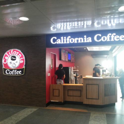 Califórnia Coffee - Aeroporto de Belém / PA