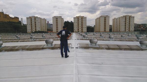 Impermeabilizante para Telhados