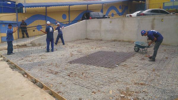 Pavimentação de Concreto
